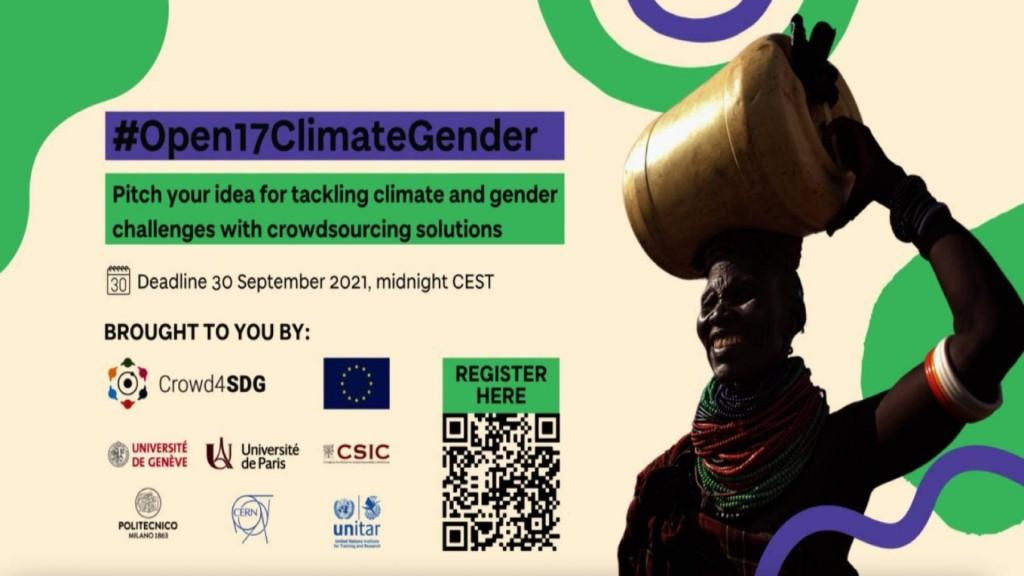 Changement climatique et égalité entre les sexes – 30 septembre 2021